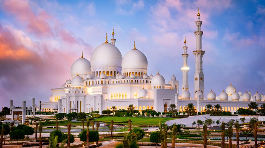 جامع الشيخ زايد يحتفي باليوم العالمي للتسامح