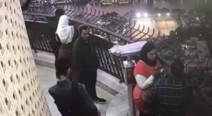 حادثة «برج القاهرة» تشغل الرأي العام المصري