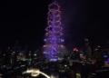 سماء دبي تتزيّن بالألعاب النارية احتفاءً بالعام الجديد 2020