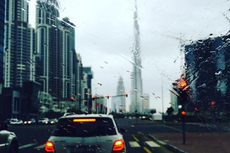 حالة الطقس ودرجات الحرارة المتوقعة في الإمارات الجمعة