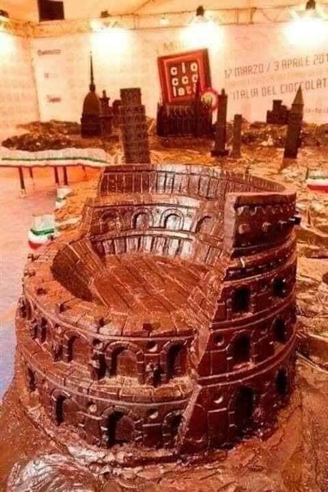 تعرف على مهرجان الشوكولا في إيطاليا